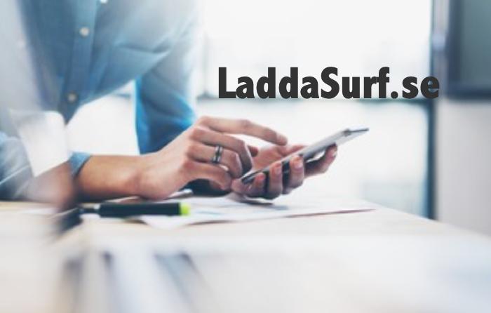 laddasurf.se säljes